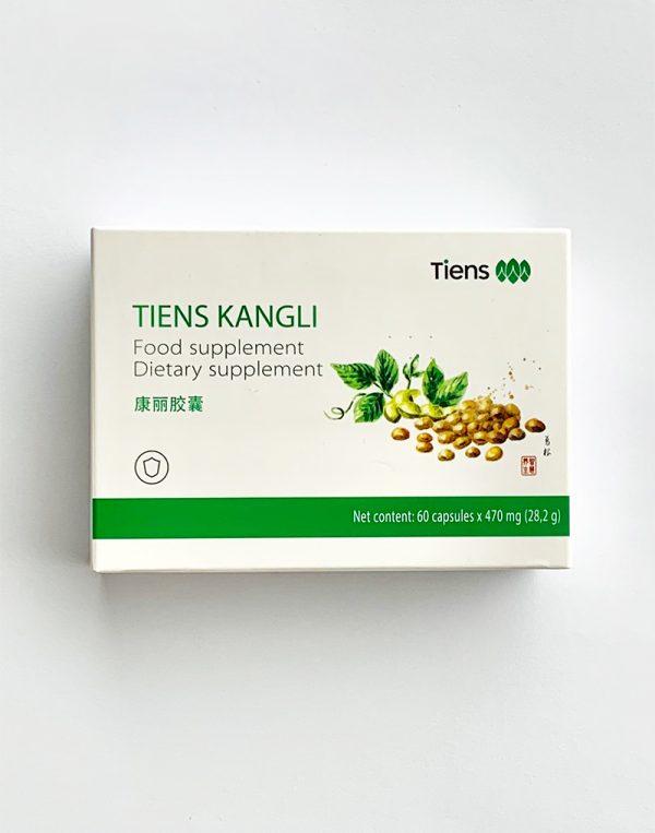 Kapsulės Kangli, 60 kaps. x 470 mg.