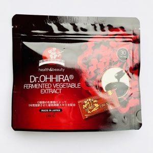 Dr.OHHIRA® Fermentuotas augalinis ekstraktas, 30 pakel.