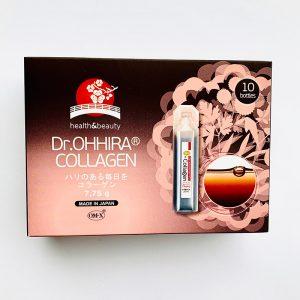 Dr.OHHIRA® Geriamo kolageno formulė, 10 butel. x 20 ml