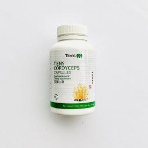 Kordicepso kapsulės 100 kaps. x 595 mg.