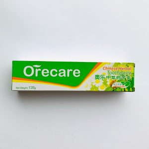"Dantų pasta ""Orecare Herbal"" 135 g."