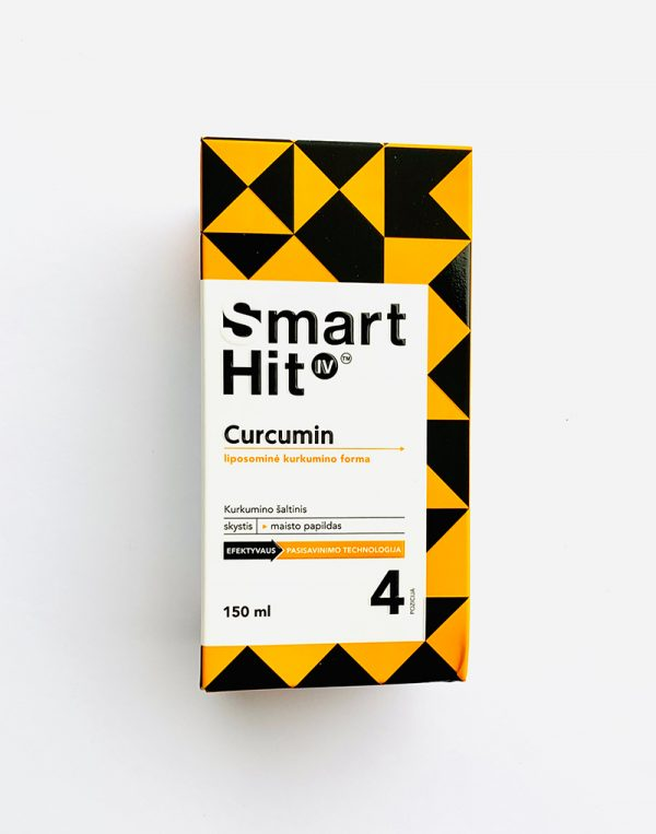 Smart Hit Curcumin 150 ml.