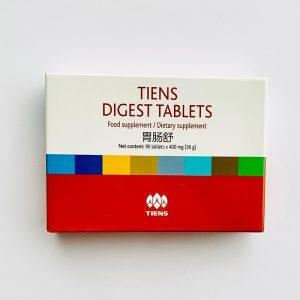 """Tabletės """"Digest"""" 90 tabl. x 400 mg"""