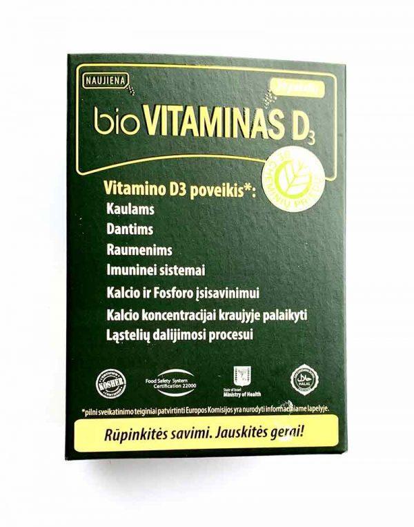 bio Vitaminas D3