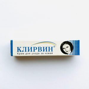 Ajurvedinis kremas nuo randų KLIRVIN 25 g.