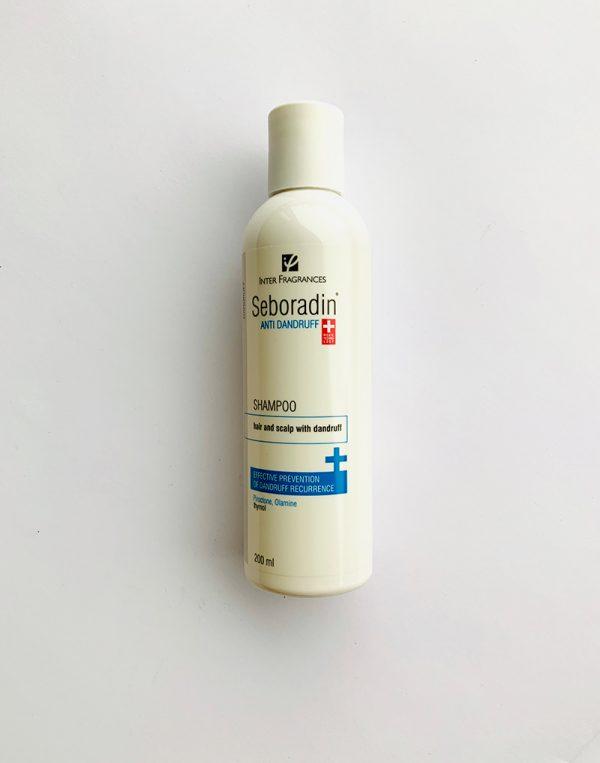 Šampūnas Seboradin nuo pleiskanų 200 ml.