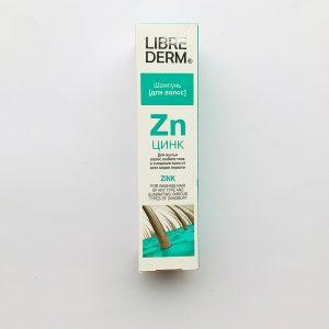 Šampūnas su cinku Librederm 250 ml.