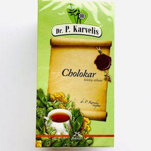 Cholokar 1g. x 25 pakeiai