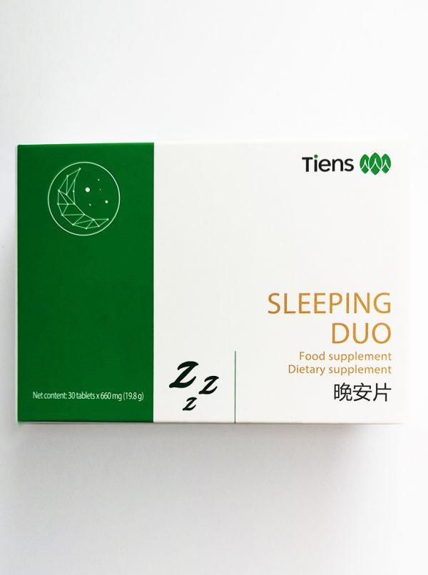 """Tabletės """"Sleeping Duo""""sleeping"""
