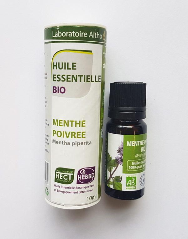Ekologiškas pipirmėčių eterinis aliejus 10 ml
