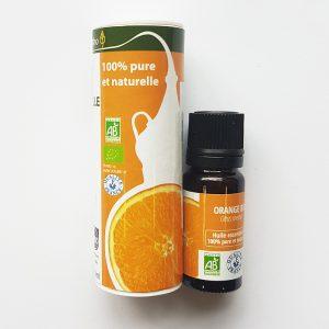 Ekologiškas apelsinų eterinis aliejus 10ml. Herbarius