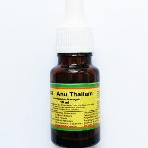 Aliejus nosiai Anu Thailam, 10 ml