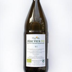 Ekologiškos alavijų sultys Aloe Vera, Seyfried 1ltr