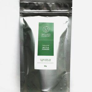 Liofilizuotų dilgėlių milteliai 50g