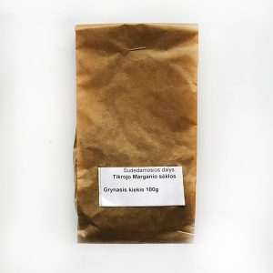 Tikrojo Margainio sėklos 100g. Vaistažolių arbatos internetu. Herbarius
