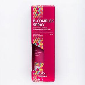 B- COMPLEX SPRAY. Purškiamas vitaminų B - kompleksas
